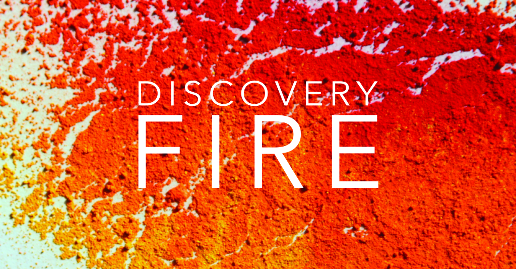 Discovery Fire Banner