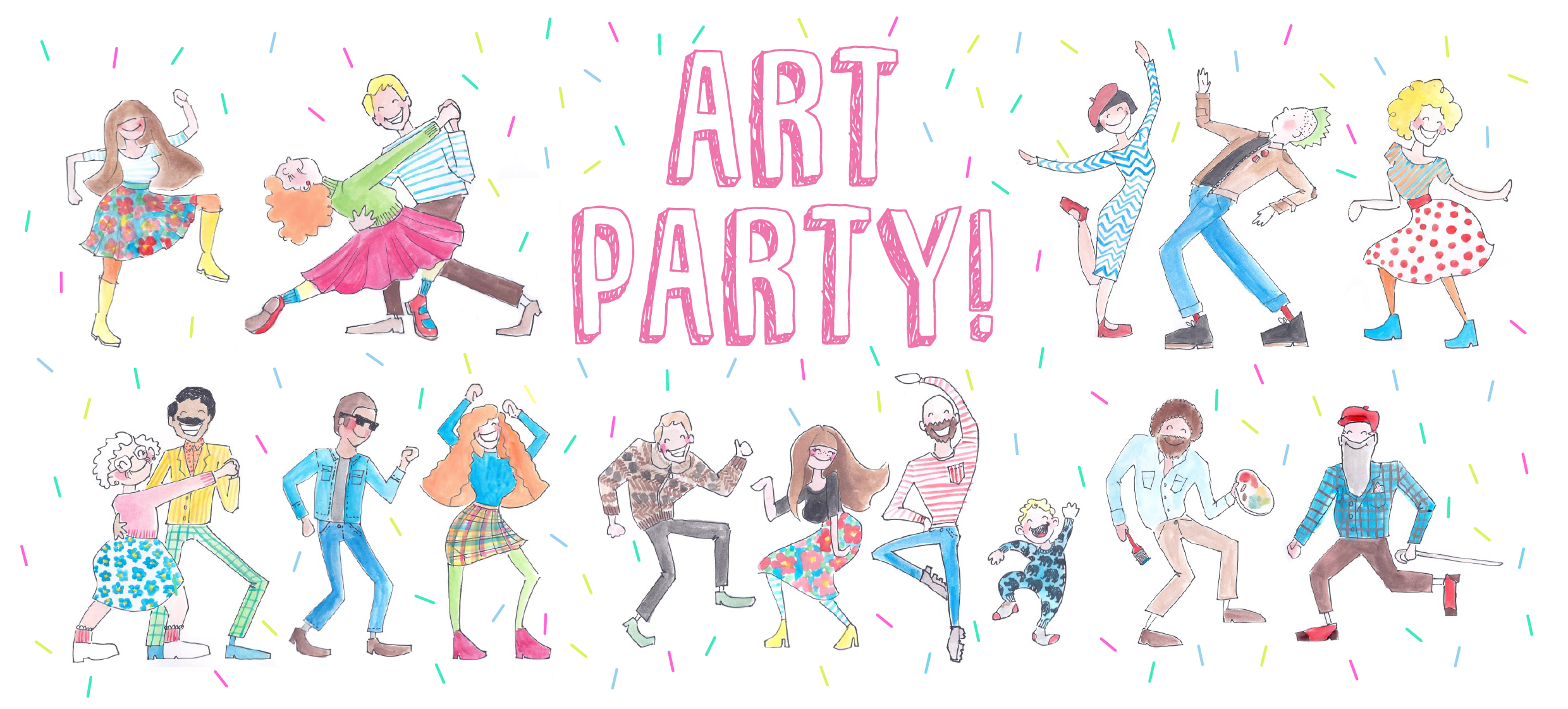 Art Party invite front 2017-01