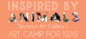 Art Camp for Kids: August 8 – 12
