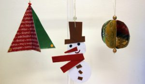 Sunday December 11 – Free Family Project: Paper Ornaments